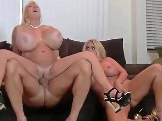 Two Blonde Milfs Take Care Of Him 124 Redtube Free Big Tits Porn